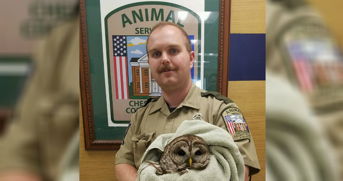 Videographer Captures A Day In The Life Of An Animal Control Officer