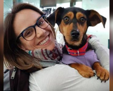Meagan Duhamel saves dog