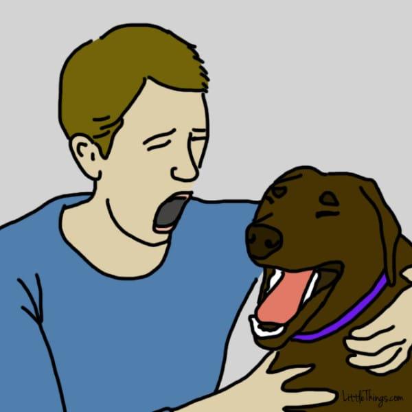 secret ways dogs say love you